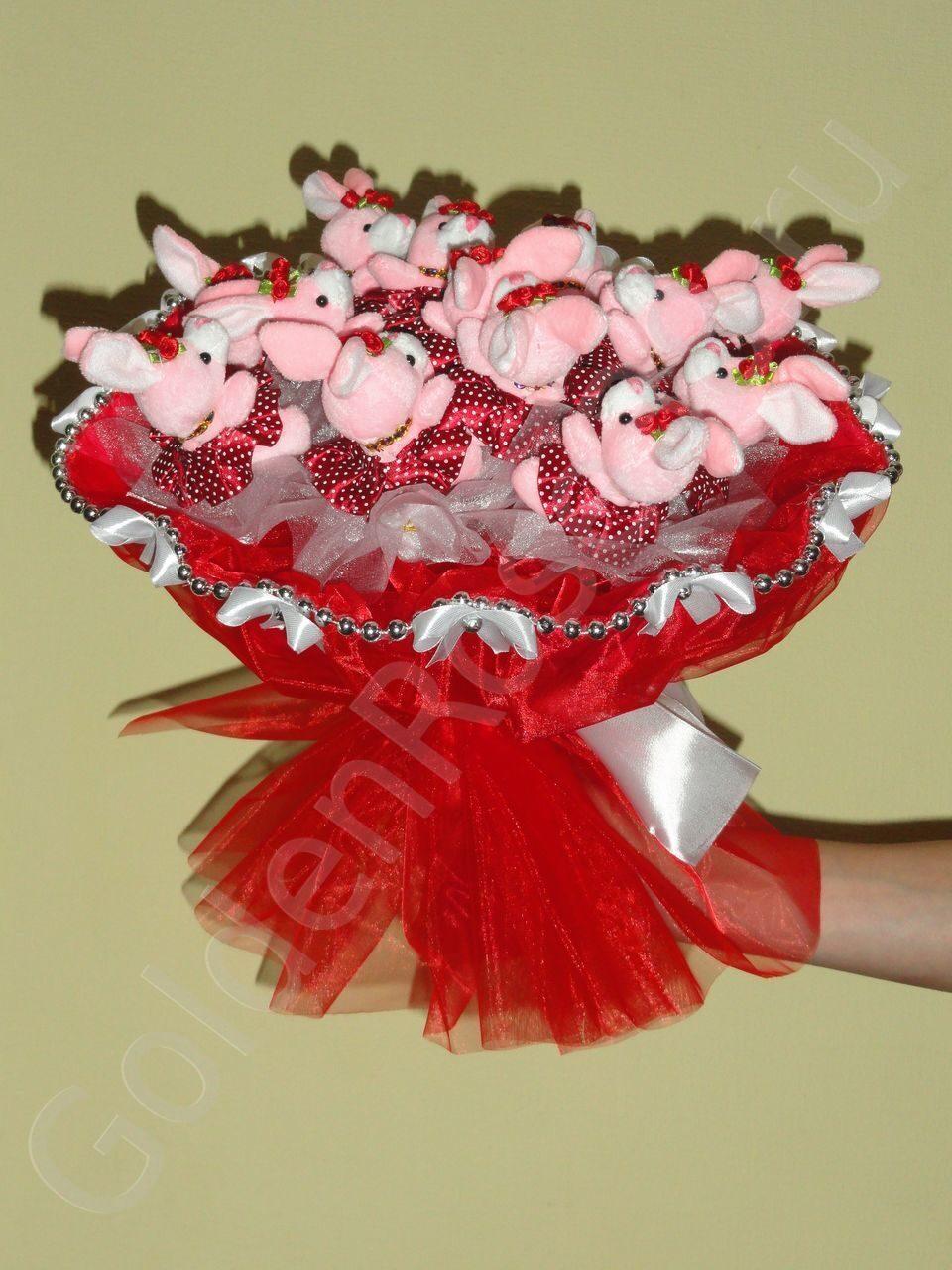Букеты из конфет пошагово для начинающих
